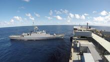 Irán confirma que sus buques de guerra están en el Atlántico, pero dice que no se dirigen a Venezuela