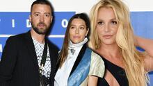 Justin Timberlake y su esposa Jessica Biel apoyaron con estos mensajes a Britney Spears tras audiencia en la corte