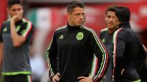 Martino presenta lista con Funes Mori y sin Chicharito