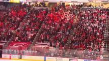Así fue el regreso de fanáticos al PNC Arena tras eliminar restricciones del covid-19