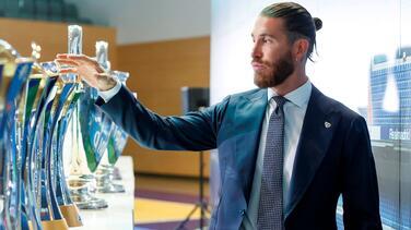 Sergio Ramos ya eligió al PSG de Neymar, según prensa española
