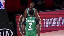 Boston recupera terreno y le saca el triunfo al Miami Heat