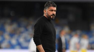 Gennaro Gattuso agradece al Napoli tras su despedido