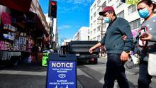 Mascarillas y distanciamiento: condado de Los Ángeles mantendrá ciertas restricciones contra el coronavirus