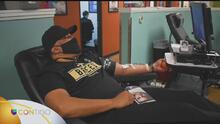 Las donaciones de sangre son cruciales para salvar la vida de muchas personas