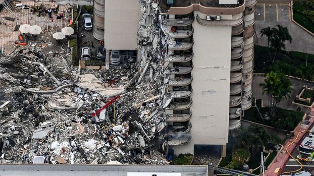 🔴En vivo: Cerca de 100 desaparecidos deja derrumbe de edificio al norte de Miami Beach