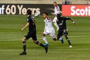 Philadelphia Union vence 4-0 al Saprissa en casa y con un global de 5-0, consiguen su boleto a la siguiente ronda.