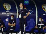"¿Miedo? Martín Lasarte: ""Vamos a tratar de evitar a Brasil"""