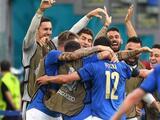 Italia iguala marca histórica e implanta una con paso perfecto en Euro 2020