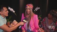 Tyra Banks llega a Dallas para presentar su nuevo libro