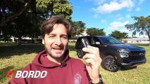 5 Minutos A Bordo Chevrolet Tahoe Z71 2021 | Univision A Bordo