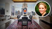 Jennifer Lawrence pierde millones al vender su lujoso penthouse de Manhattan