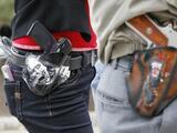 De una pistola a un rifle: ya es legal en Texas portar armas sin ningún tipo de permiso
