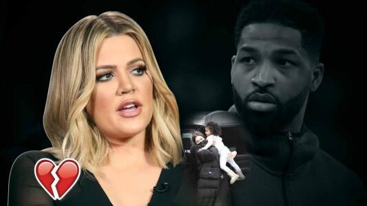Primero sus fotos sin 'photoshop' y ahora su novio: Khloé Kardashian descubre otra infidelidad de Tristan Thompson