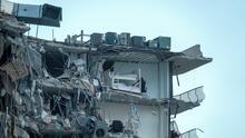 Al menos un muerto tras el derrumbe parcial de un edificio cerca de Miami Beach