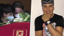 A casi un año de la muerte de Xavier Ortíz, su hijo está bajo observación por pensamientos suicidas