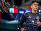 Edson Álvarez no para ni en vacaciones y entrena en Tulum