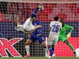 Gol de Mehdi Taremi ante Chelsea fue elegido el mejor de Champions League