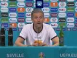 """Luis Enrique sobre Croacia en octavos: """"Es un equipo de alto nivel"""""""