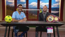 """Jose """"Sniper"""" habla de los retos que enfrenta el boxeo hoy en día"""