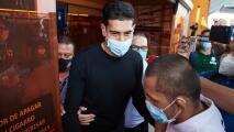 Monterrey ya podrá contar con Esteban Andrada en pretemporada
