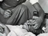 Is this Gerda Taro, famed Spanish Civil War photographer?