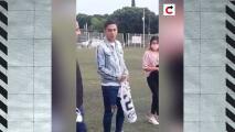 Salvador Reyes confirmó que será jugador del América