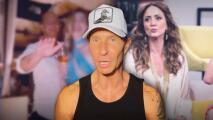 Erik Rubín habla de las fotos donde baila con otra mujer y dice que no le da explicaciones a Andrea Legarreta