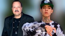 """Natanael Cano acepta que """"se pasó"""" al decir que hará dueto con Pepe Aguilar en 2034, """"cuando esté muerto"""""""