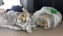 Descubren burritos rellenos de fentanilo en garita fronteriza de Arizona con la ayuda de un perro