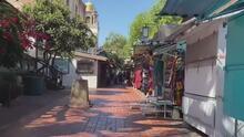 Concejo de Los Ángeles perdona seis meses de renta a comerciantes de la Placita Olvera
