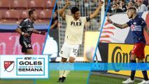 Golazos de la Fecha 9: Trío de mexicanos conquistó la jornada de mitad de semana