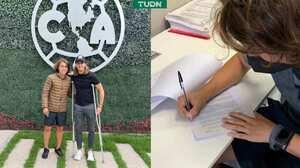 América ficha al 'Messi Mexicano', descubrimiento de Figo
