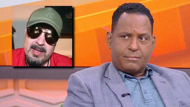 """""""Un problema de salud mental"""": para Tony Dandrades es una gran verdad lo que Pepe Aguilar opina del racismo"""