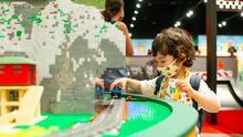 Diversión en bloques: inauguran centro de Legoland en el Área de la Bahía