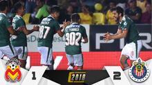 Con doblete de Rodolfo Pizarro, Chivas está más vivo que nunca