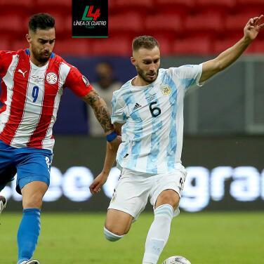 Germán Pezzella considera que Argentina puede mejorar en el torneo