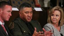 Raúl Ortiz asume el mando de la Patrulla Fronteriza