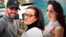 Toni Costa recibe el apoyo de su madre y su hermana tras el anuncio de su separación