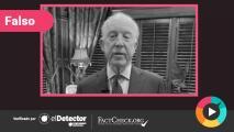 El Detector y Factcheck.org: Verificamos el video de un doctor de Texas con falsedades sobre las vacunas de covid-19