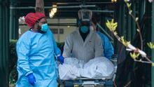 Casi la totalidad de fallecidos por coronavirus en EEUU durante mayo no estaban vacunados, según estudio