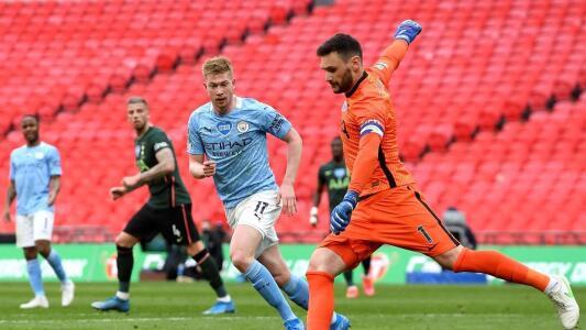 La Premier Legue arrancará con un Tottenham-Manchester City