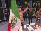 ¡Brutal! 'The Black Spartan' Martínez noquea a 'Cisco' Rivera