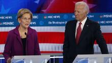 Elizabeth Warren dice que aceptaría ser la vicepresidenta de Joe Biden si él se lo pide
