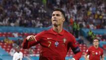 Cristiano agradece felicitación de Ali Daei tras igualar su récord de goles