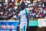 La épica falla de Sadio Mané con Senegal