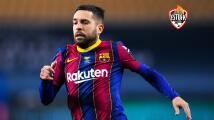 Inter de Milán ofertará al Barcelona por Jordi Alba