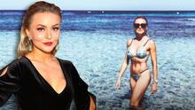 """""""Me borraron el traje de baño… ¡qué bárbaros!"""": Angelique Boyer explica lo de sus fotos 'desnuda'"""