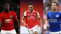 Los 10 futbolistas que más interesan de la Premier League