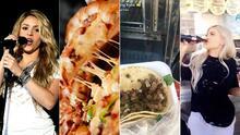 Los tacos de Kylie Jenner y otras comidas favoritas de los famosos
